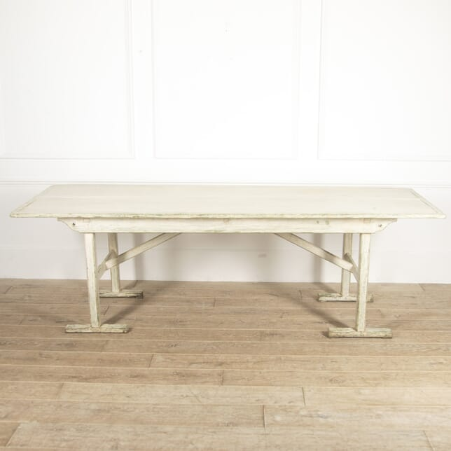 French Painted Decorator's Table TD2814802