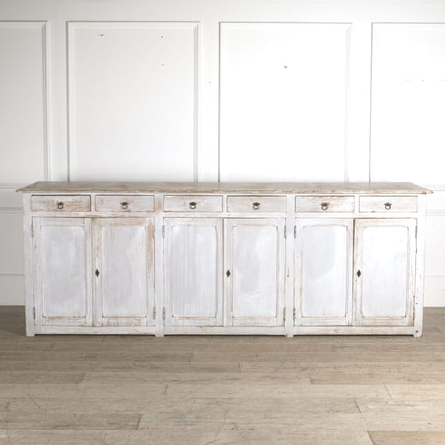 French Painted Enfilade CO0410346