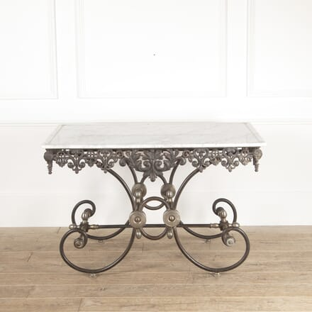 French 19th Century Pâtisserie Table TS4514149
