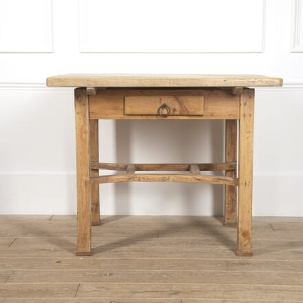 French 20th Century Pine Prep Table TS7716699