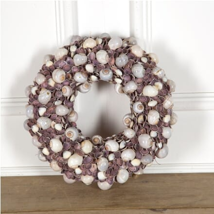 French Shell Wreath WD1510063