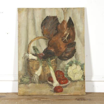 French Still-Life Painting WD1517665