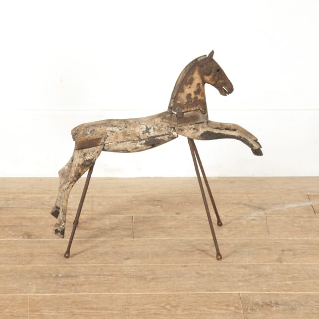 French Wooden Horse DA3513664