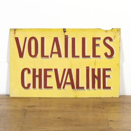French 20th Century Advertising Trade Sign DA8017315