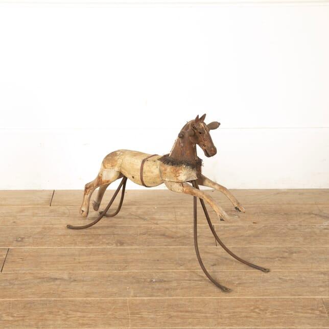 French Wooden Horse DA3513663