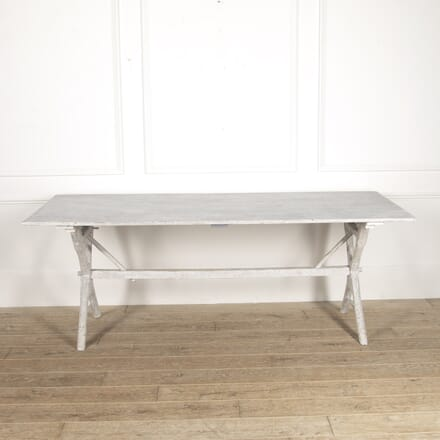 French Pine Painted Table TC3514750