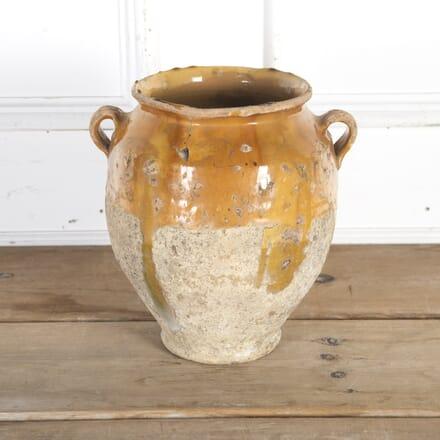French Glazed Confit Pot DA7115430