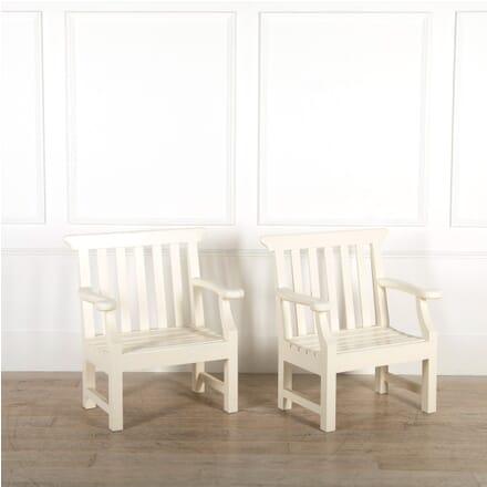 English Garden Armchair Based On A Design By J.P. White GA0962611