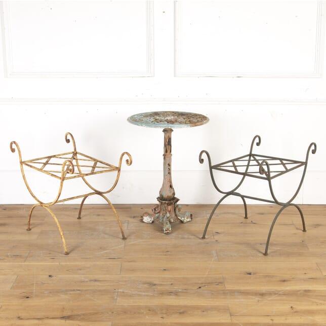 Painted Garden Furniture Set GA5515244