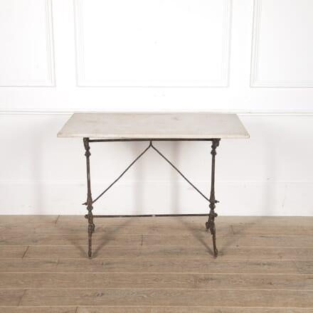 French 19th Century Garden Table GA0215421