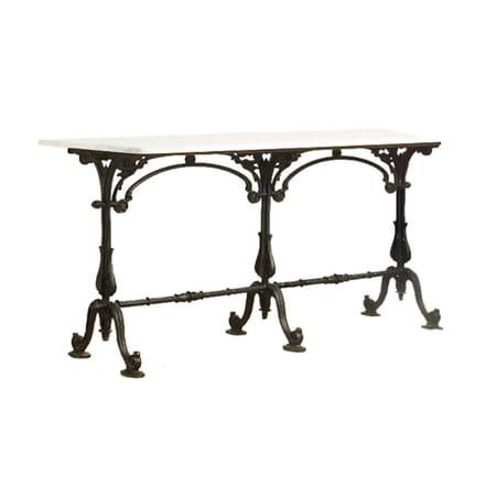 19th Century Garden Table GA609301