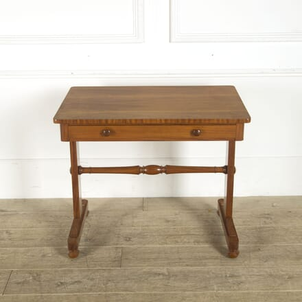 Early 19th Century Satinwood Writing Table CO059424