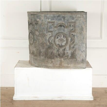 George III Lead Cistern GA0911142