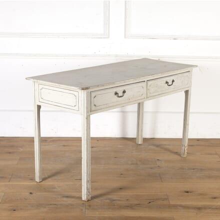 George III Painted Pine Side Table TC9015602