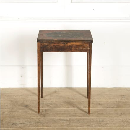 George III Painted Pine Occasional Table CO0910107