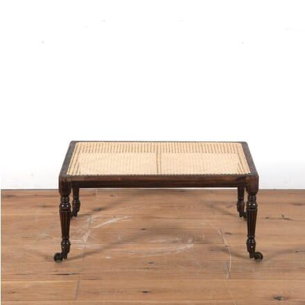 George IV Caned Footstool ST6810974