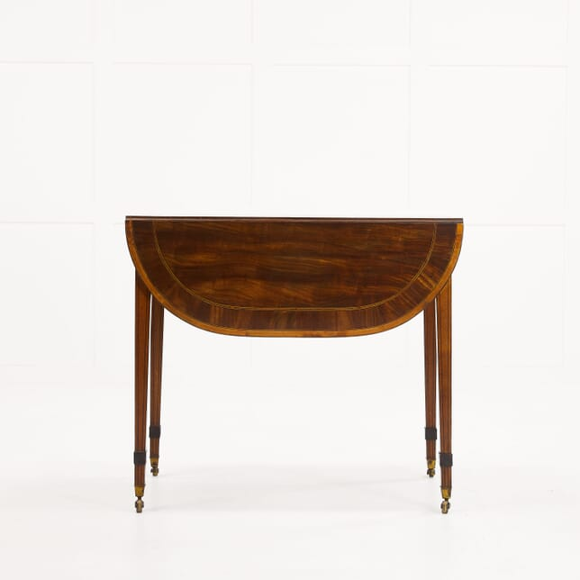 Georgian 18th Century Mahogany Pembroke Table CO069896