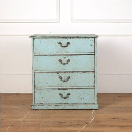 Georgian Four Drawer Chest of Drawers CC4311224