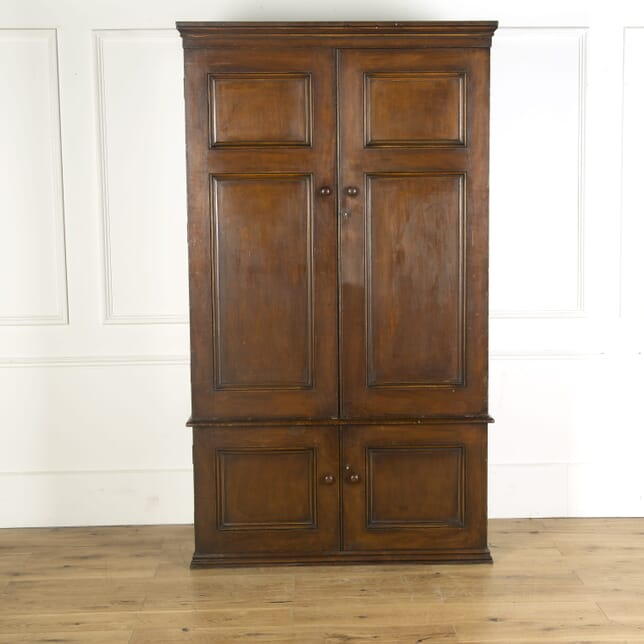 Georgian House Keepers Cupboard CU439805