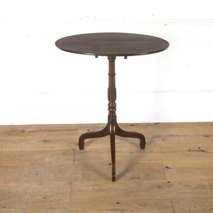 Georgian Oval Tilt-Top Table TC7915746