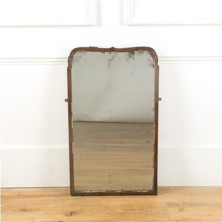 Georgian Period Moulded Walnut Mirror MI999934
