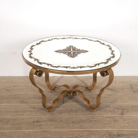 French Gilt Metal Table CT3016296