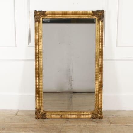 19th Century Gilt Mirror MI5217336