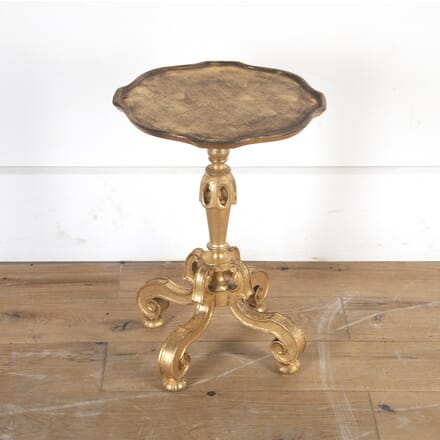 Gilt Occasional Table TC8413936