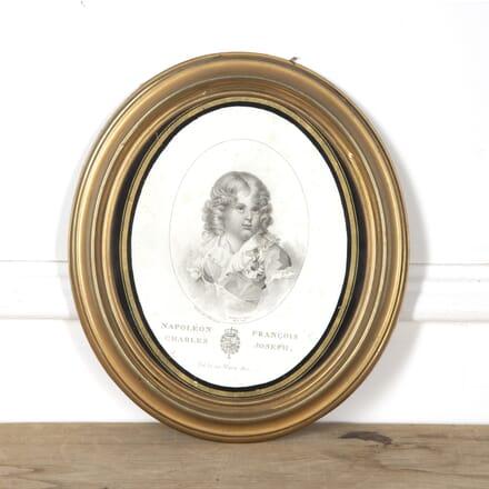 Framed Print Of Napoleon Francois Bonaparte WD1316780