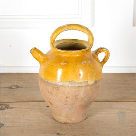 Glazed French Pottery Cruche DA1510035