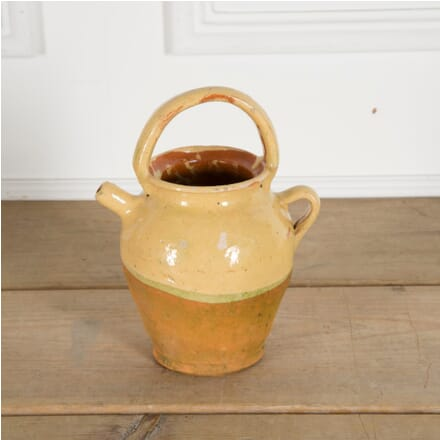 Glazed French Pottery Cruche DA1510036