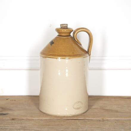 Scottish Glazed Stoneware Jug DA9315186