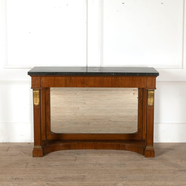 Granite Topped Console Table CO8811203