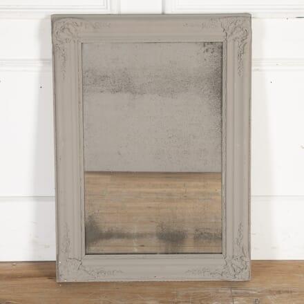 French 19th Century Painted Restoration Mirror MI7115437