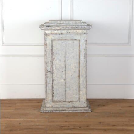 Gustavian Column Cabinet CU9011188