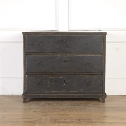 Early 19th Century Gustavian Commode CC8314917