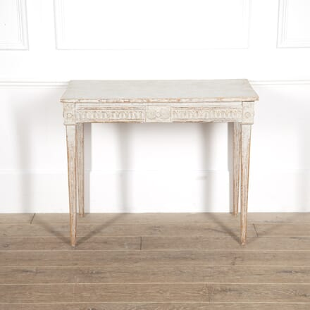 Gustavian Console Table CO6014678