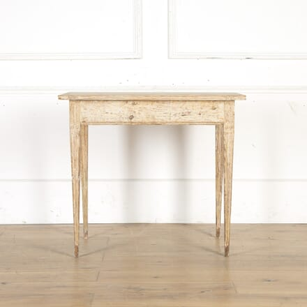 Gustavian Freestanding Table CO8314914