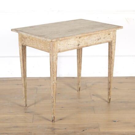 Gustavian Freestanding Table CO8314914