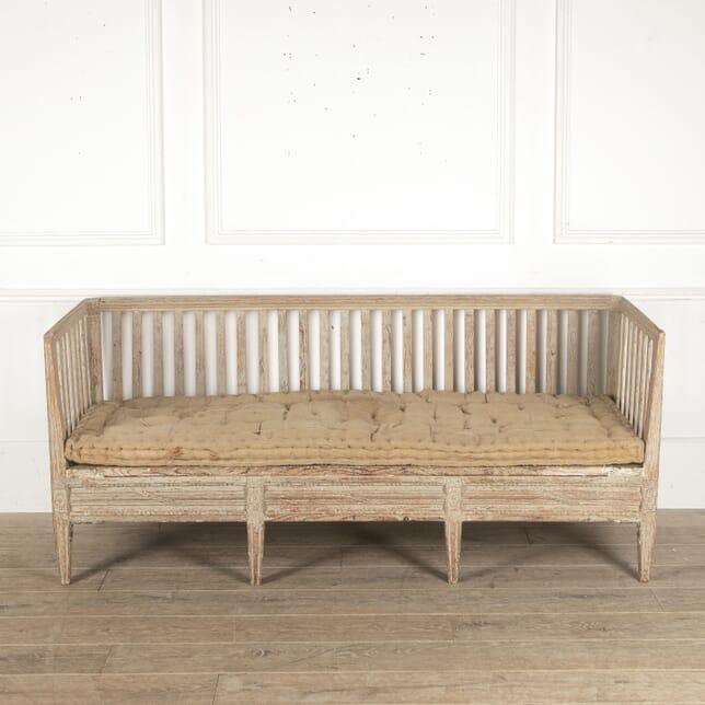 Gustavian Sofa / Bench SB0113309