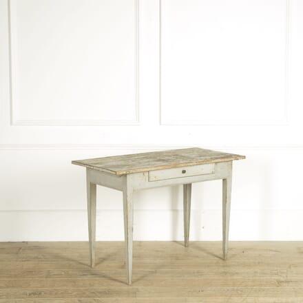 Gustavian Writing Table DB019213