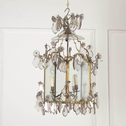 French 19th Century Hall Lantern LL7616923