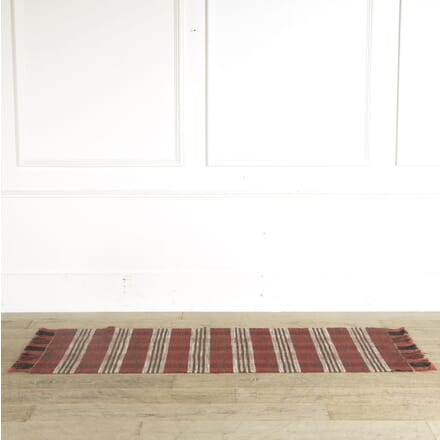 Handwoven Swedish Rug RT609772