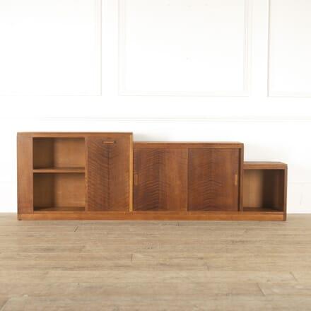 Heal's Modernist Low Cabinet BU7814454