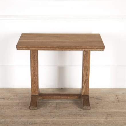 Heal's Oak Occasional Table TC7814468