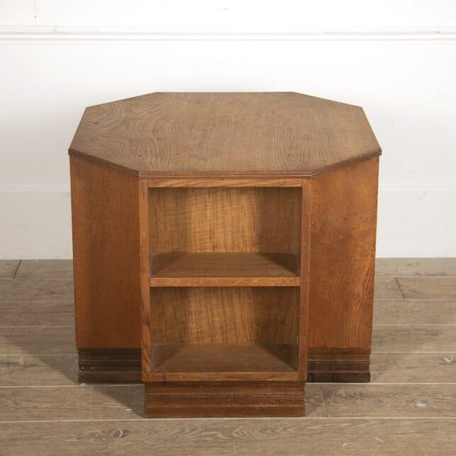 Heal's Octagonal Book Table CT0516069