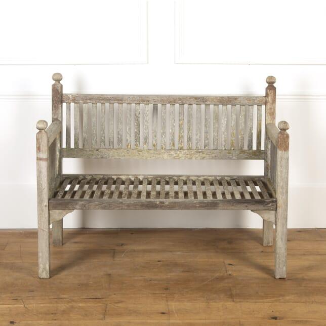 Edwardian Heal's Garden Bench GA9016806