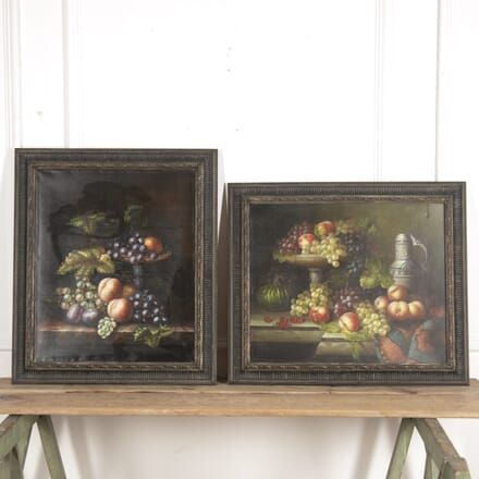 Decorative Pair of Still Life Paintings WD8815083