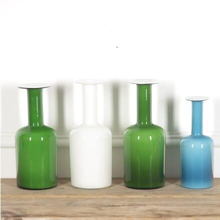 Collection of Holmgaard Vases GA2814800