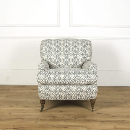 Howard and Sons Bridgewater Armchair CH279866